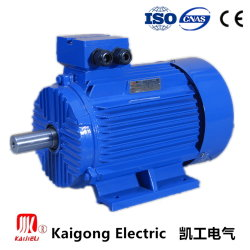 Ie3 Standard Ultra Haute efficacité moteur à induction asynchrone triphasé