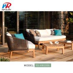 La moderna fábrica de aluminio Muebles de Jardín Patio Hotel Ocio sofá