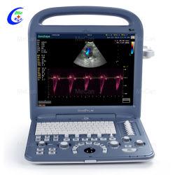 Macchina portatile veterinaria animale di ultrasuono di Doppler di colore