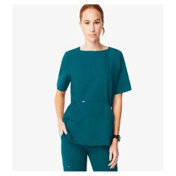 간호원은 간호원 여자를 위한 세트 Unifroms 형식 허리 수집을 제거한다