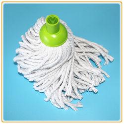 Testa per mop in cotone umido