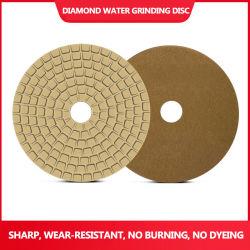تصنع الصين عجلة طحن الماس عالي الجودة، وطحن مياه رينين القرص