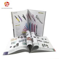 Impression de livres à couverture rigide personnalisée haut de gamme fabriquée en Chine