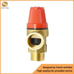 Безопасности латуни высокого давления предохранительного клапана системы отопления