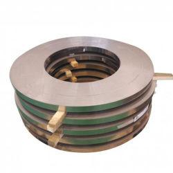 (201/304/316L/310S/409L) SS شريط الدقة من الفولاذ المقاوم للصدأ لمواد البناء