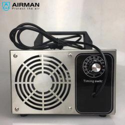 Désinfecteur à air en acier inoxydable 10 g à faible coût, purificateur d'ozone, générateur Amlm-01A10, pour usage résidentiel, commercial, industriel