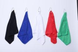 Hersteller kundenspezifische Microfiber Auto-Wäsche, die strickendes einschlagtuch säubert