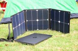 Dobragem portáteis 120W 18V Manta Solar PV Painel para laptop, telemóveis