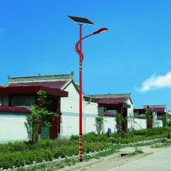 تصميم جيد سعر معقول مصباح ما بعد الطاقة الشمسية ومنتجات الرياح