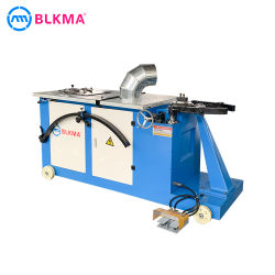 الدوق الحلزوني ورقة معدنية ربط آلة صنع Elbow / مصنع Blkma ماكينة الأنبوب