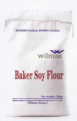 Baker farinha de soja