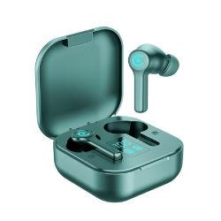 Gtnkn 모노 무선 콜 센터 헤드폰 Bluetooth 핸즈프리 잡음 제거 헤드셋