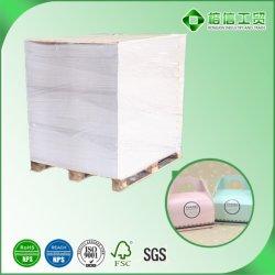Caixa de embalagem de alimentos e matérias-primas de contentores de Papéis e Cartões Revestidos de PE