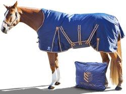 1200d Ripstop лошадь зимой явка одеяло для заполнения