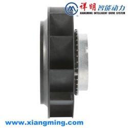 Neuer ultradünner 190mm 230V DC/Ec gebogener zentrifugaler Ventilator des Maximum-Pin90W rückwärts - Entwurf abnehmen