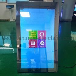 El espejo digital personalizado de gimnasio en casa Espejo Mágico Smart Android para gimnasio