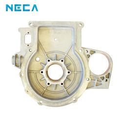 Leistungsfähige Aluminiumlegierung-Gussteil-Schwungrad-Gehäuse-Autoteil-Maschinenteile