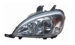 Les pièces automobiles - La tête de lampe pour Mercedes-Benz W163'02-'04