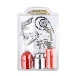 Pistolet de pulvérisation Mettre les pièces de l'automobile HVLP pistolet électrique de pistolet de pulvérisation de la poussière