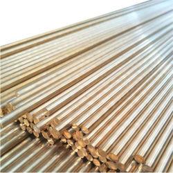 Standard-Messingstab H59/H62/H63/H65/H68/H70/H80/H85/H90/H96 der China-Fertigung-ASTM