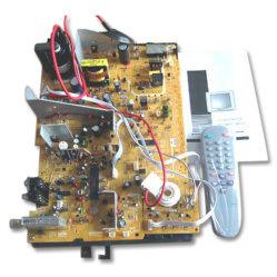 Цветной телевизор с ЭЛТ шасси (AF-9901)