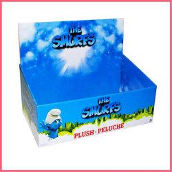 Imprime la pantalla de papel cartón corrugado de cartón Caja de fábrica de proveedor fabricante