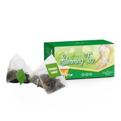 100% натуральные китайской чайной фабрики прямой продажи горячих продажа медицинских тоника травяной похудение 28 дней Detox плоский животик чай
