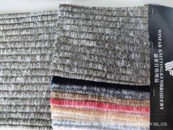 Polyester Spandex 9X4 Costilla Melange de lana suéter de moda Dama las prendas de vestir