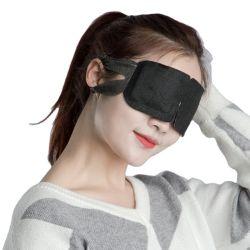 Mascherina di occhio a gettare di massaggio della mascherina di occhio del vapore di corsa