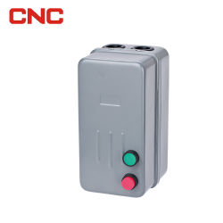 Ycq7-18 18A 400V Dol Le1 AC接触器のWenzhouの工場価格水証拠IP54が付いている磁気モーター始動機スイッチ