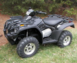 Utilitaire de VTT 600CC 4X4 CVT VTT utilitaire véhicule agricole