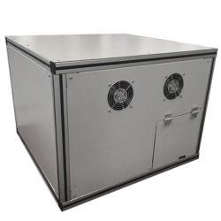 Venta caliente de la línea de producción de perfiles de aluminio para la cochera de encofrado de perfiles en