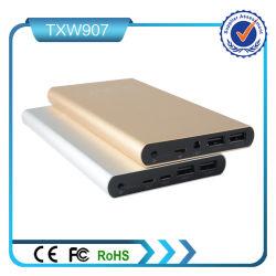 Melhor para o Mobile 10000mAh banco de potência com o IOS e portas de entrada USB Micro