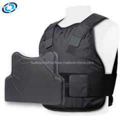 Скрытая нижнее белье пуленепробиваемых майка с боковой защиты