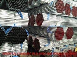 La norma ASTM A53 BS1387 Tubo de acero galvanizado/Metal Galvanizado Tubo de acero galvanizado/tubo de acero REG/tubo de acero hierro galvanizado