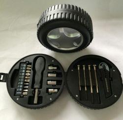 기계설비 손은 소형 선물 20PCS 타이어 연장 세트를 도구로 만든다