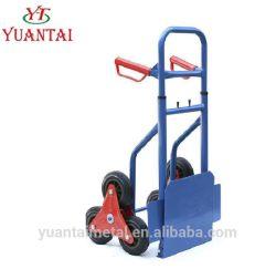 Escalera de acero plegable Climging transpaleta manual