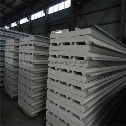 カラー屋根および壁のための鋼鉄PURサンドイッチパネル