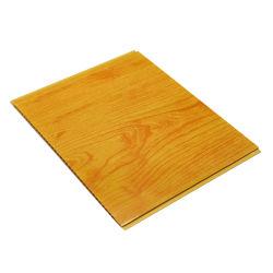 [بفك] [ولّ كفرينغ] مركب [سيلينغ بنل] خشبيّة بلاستيكيّة لأنّ يعيش غرفة