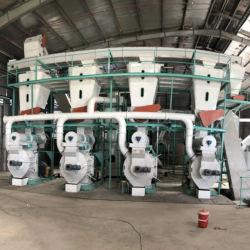 Profesional Leabon Utilizado Ce 2000kg/h de la biomasa peletizadora de madera