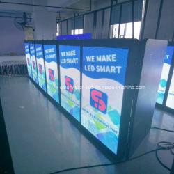 Voyants Kinglight Nationstar/Couleur de la publicité permanent P5/P10 du stade de football de l'écran LED