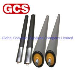 Precio competitivo sistema transportador de paletas de acero/Palet motorizado Juego de rodillos del transportador de rodillos de pH de PVC