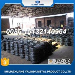 Getemperter Draht, schwarze Eisen-Draht-Fabrik von Hebei China