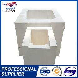 Qualität sicherer verwendeter Azs refraktärer Ziegelstein