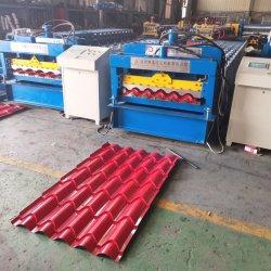 Dx automatique machine de formage de tuiles en acier galvanisé