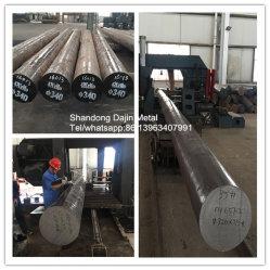 L'AISI 4140 4150 8620 en acier allié de barres rondes en acier forgé