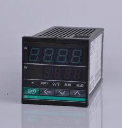 RkcデジタルLEDの温度調節器CH102 Kの入力リレー出力