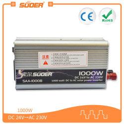Suoer 1000W 24V onduleur solaire (SAA-1000B)
