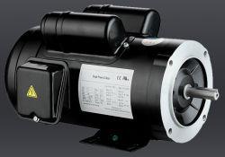 AC 115/208-230V 56C 1/4HP van de Enige Fase NEMA 1HP de ElektroMotor van de Plaat van het Staal 1/3HP 1/2HP 3/4HP voor de Motoren van de Hoge Macht van de Pomp van het Water van de Compressor van de Lucht 60Hz met UL