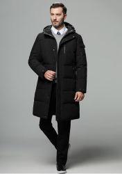人のための習慣のジャケットの冬のコート